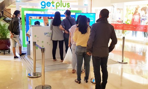 GetPlus, Loyalty Program Berbasis Aplikasi,  Kini Hadir di Grand Indonesia