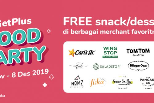Terms & Conditions: Food Party Grand Indonesia