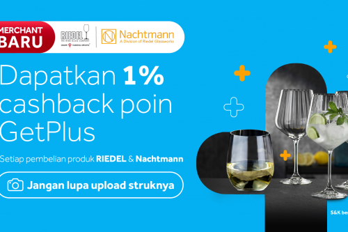 Stay Classy at Home and Get Cashback from Riedel & Nachtmann